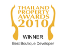Thailand Property Awards Best Boutique Developer
