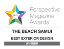 Perspective Magazine Awards Best Exterior Design